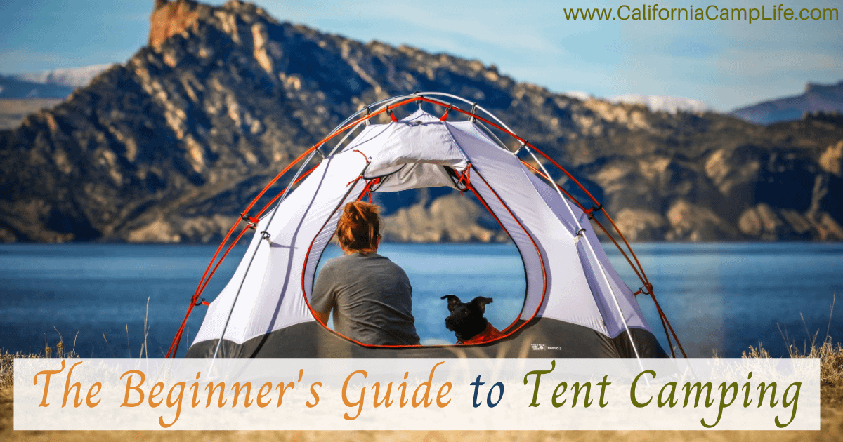 Beginner's Guide to Tent Camping